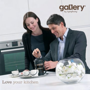 Love your kitchen - Custom Kitchens Poole Ltd
