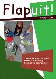 Flapuit oktober 2011 - Vrije Basisschool Vlierbeek
