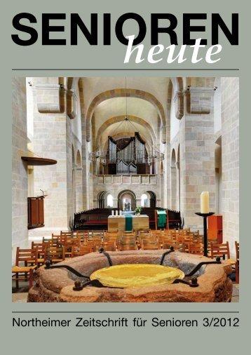 Northeimer Zeitschrift für Senioren 3/2012 - Senioren Heute eV