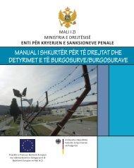 Manual i shkurtër për të drejtat dhe detyriMet e të burgosurve ...