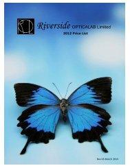 ROL PRICE LIST 2013.xlsm - Riverside Opticalab