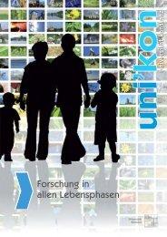 Forschung in allen Lebensphasen - Kompetenznetzwerk Frühe ...