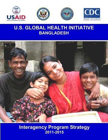 Download the Bangladesh GHI Strategy - Global Health Initiative