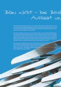 Imagebroschüre - Blau wirkt auf der Agritechnica 2013 - Lemken - Seite 4