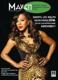 Maven Magazine – April 2013