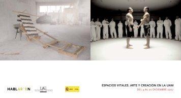 """""""Espacios Vitales"""" (pdf) - Hablar en Arte"""