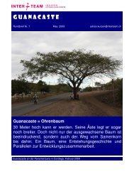 Rundbrief 7: Guanacaste (pdf-Datei) - interkultur
