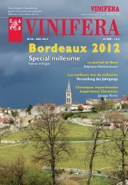 Bordeaux 2012 - Cave SA