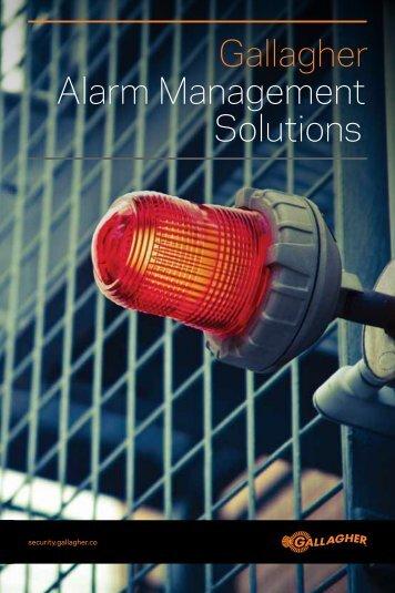 Alarm Management.pdf - Gallagher Security
