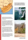 25 March – 5 April 2014 Optometry in South Africa - Jon Baines Tours - Page 4