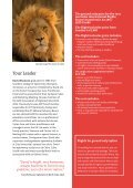 25 March – 5 April 2014 Optometry in South Africa - Jon Baines Tours - Page 7