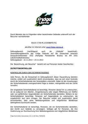 Zum Download (pdf) - Fridge Festival Vienna 2013