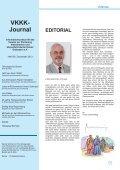 Journal - VKKK Ostbayern eV - Seite 3