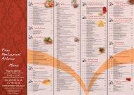 ZDE - pizza restaurant ANTONIO