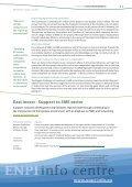 East Invest: a two-way street - EU Neighbourhood Info Centre - Page 2