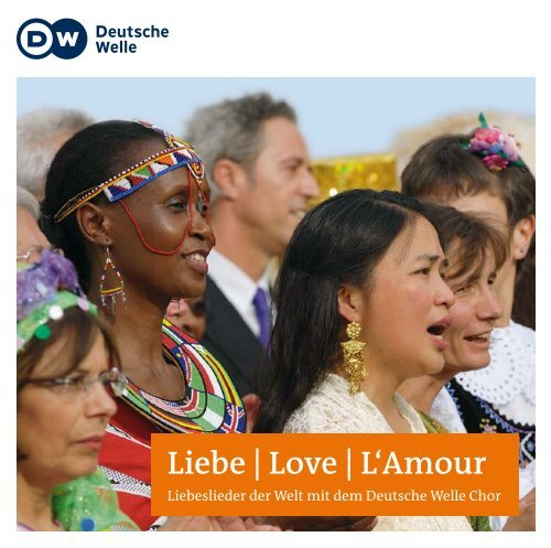 CD-Booklet - Deutsche Welle Chor