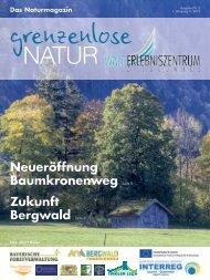 2. Ausgabe Naturpark Magazin - Walderlebniszentrum Ziegelwies