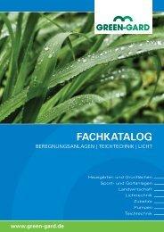FACHKATALOG - Green-Gard GmbH