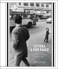 Lettera a Pier PaoLo - Obiettivo Reporter