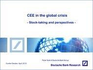 Hinweise zum neuen Layout / Master Editieren - Deutsche Bank ...