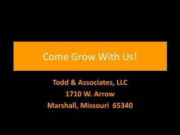 Todd & Associates, LLC - ToddandAssociatesLLC.com
