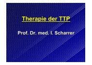 Rituximab – Therapie der TTP - TTP-Forum