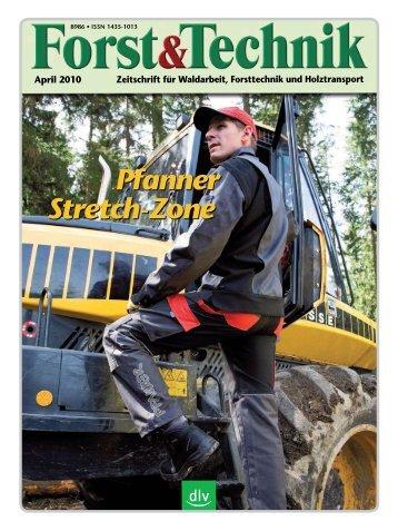 Pfanner Stretch-Zone
