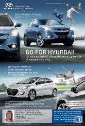 GO FOR HYUNDAI! - Autohaus Sing - Crailsheim