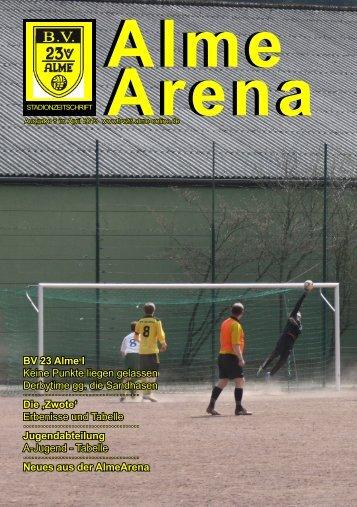 08-13_04_Stadionzeitschrift - BV Alme 1923 - Alme