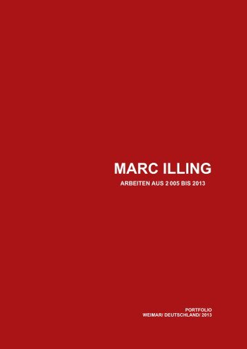 portfolio - Marc Illing