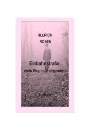 Sackgasse, wenn Träume sterben - Wagner Verlag - Autorentexte