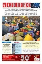 Les promesses non tenues du ministre - AlgerHebdo