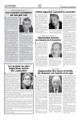 Les promesses non tenues du ministre - AlgerHebdo - Page 2