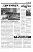 Les promesses non tenues du ministre - AlgerHebdo - Page 7