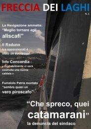Agosto 2011 - Appassionati Navigazione Laghi