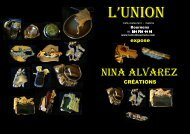 NINA ALVAREZ NINA ALVAREZ - Union , Bournens