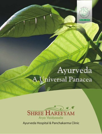 brochure final print - Shree Hareeyam Arya Viadya Sala