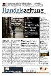 Verzweifelt, verlassen, verraten - Staufenbiel.ch