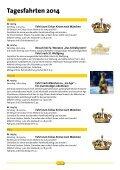 Fahrtenprogramm 2014 - Busreisen Schnappinger - Seite 6