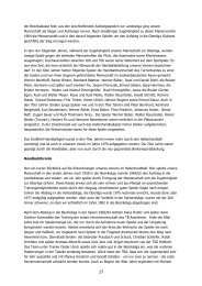 Festschrift Handball Herren - TB 1908 Assenheim eV