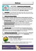 Jul 28 Bulletin - Our Saviour Lutheran Church - Page 5