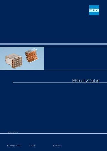 ERmet ZDplus - Yelloz Components