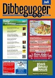 Kultur im Sommer - Dibbegugger - Online