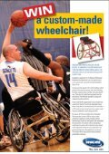 2013 Wheelchair National Championship Programme - Page 7