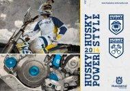 Husky Power Style Katalog 2014 - Moto-Beeler GmbH