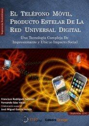 El teléfono móvil, producto estelar de la red universal digital - Madri+d