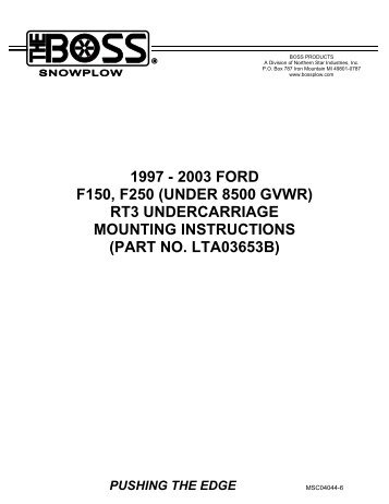 2003 ford f150 f250 under 8500 gvwr the boss snow plows?quality\\\\\\\=80 boss rt3 9 pin wiring diagram boss subwoofer wiring diagram, boss Boss Snow Plow Solenoid Diagram at readyjetset.co
