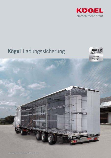 Prospekt download - Kögel