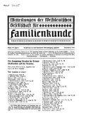fÜ? Westdeutsche Gesellschaft für - Ä Familienkunde e. V ... - Trier - Page 3