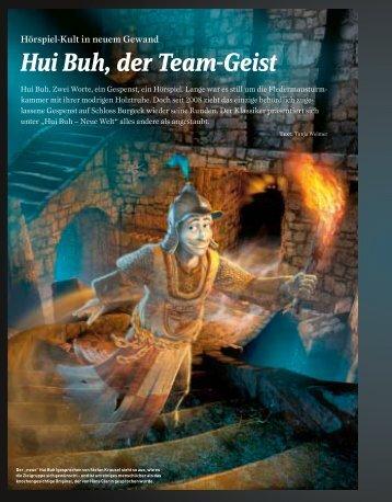 Hui Buh, der Team-Geist - Schacht 11